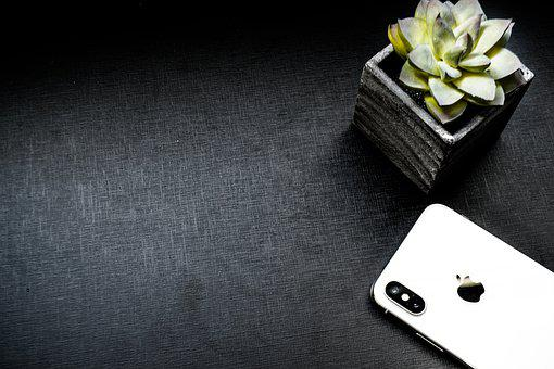 Table, Iphone, Cellular, Iphone X, Juicy, Apple