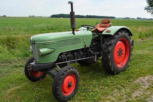 Fendt, Vehicle, Machine, Wheel, Agriculture, Tractor
