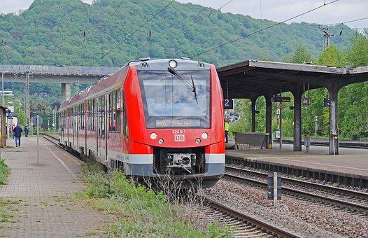 Diesel Railcar, Deutsche Bahn, Nationwide