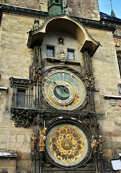 Prague, Czechia, The Prague Astronomical Clock, Unesco