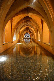Architecture, Travel, Andalusia, Spain, Seville