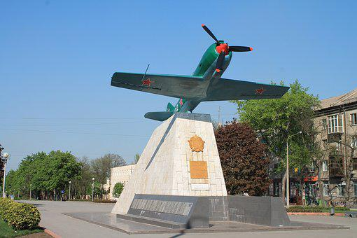 The Monument To The Pilots, The Second World War