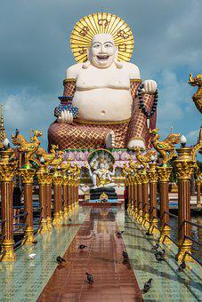Buddha, Statue, Travel, Religion, Sculpture, Temple
