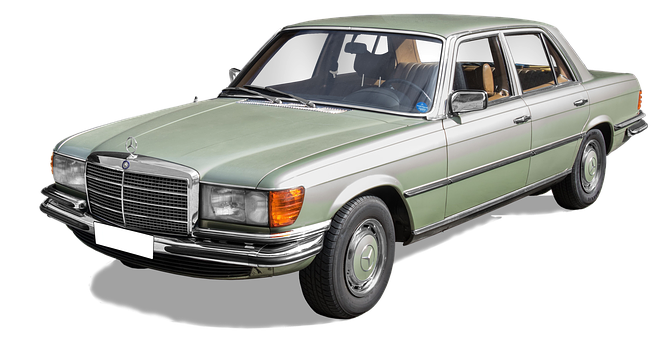 Mercedes-benz 280s, Type W116