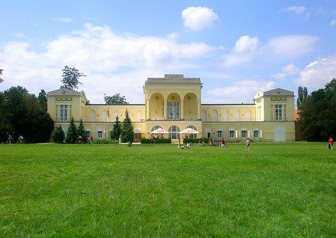 Fridge, Czechia, Valtice, Castle, Lednice- Valtice