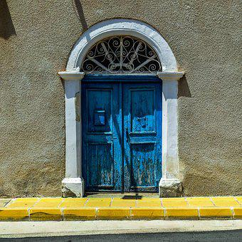 Architecture, Door, Facade, Entrance, Doorway, House