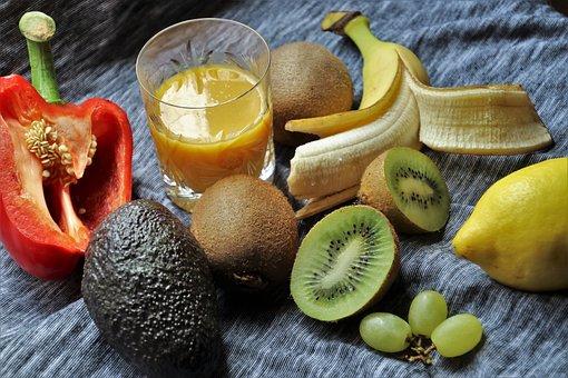 Diet, Bio, Fit, Fruit, Eating, Healthy, Appetizer