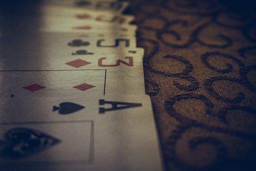 Cards, Poker, Space, Gambling, Ace, Betting, Luck, Game
