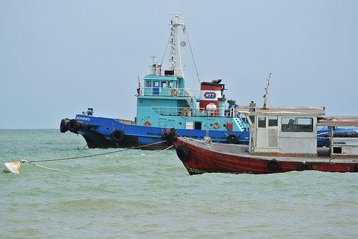 Water, Sea, Transportation System, Boat, Ship, Marine
