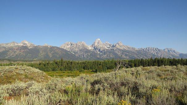 Nature, Landscape, Mountain, Sky, Travel, Usa
