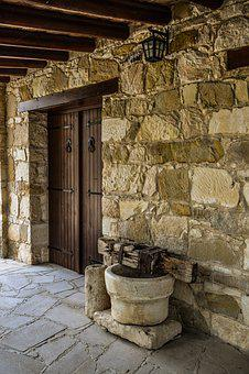 Architecture, Stone, Wall, Old, Building, Traditional