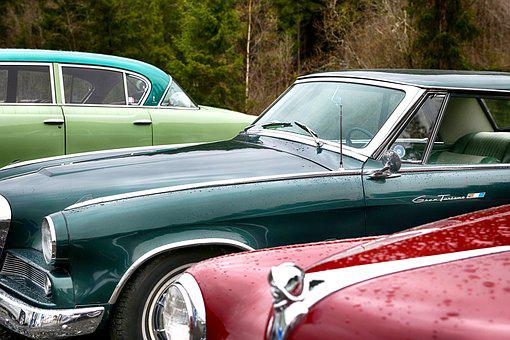 Car, American Car, Vehicle, Transportation System