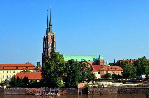 Architecture, Poland, Wroclaw, Travel, No Person, City