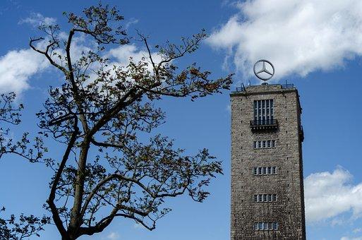 Sky, Tree, Stuttgart, Central Station, S21, Tower
