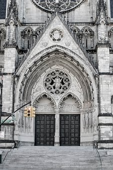 Cathedral, Nyc, Bible Study, Gothic, Religious