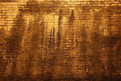 Brick Wall, Grunge, Brick Wall Background, Weathered