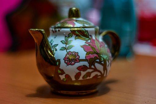 Tea, Crockery, Ceramic