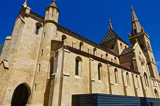Church, Architecture, Cathedral, Religious, Monastery