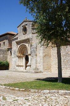 Wamba, Valladolid, Architecture, Church, Santa Maria