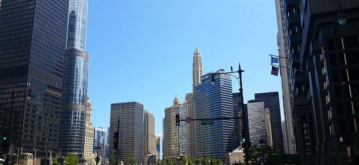 Architecture, City, Skyscraper, Sky, Tallest, Cityscape