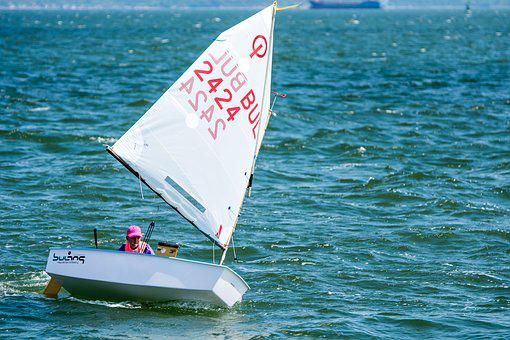 Yachting, Competition, Sea, Yacht, Regatta, Race, Water