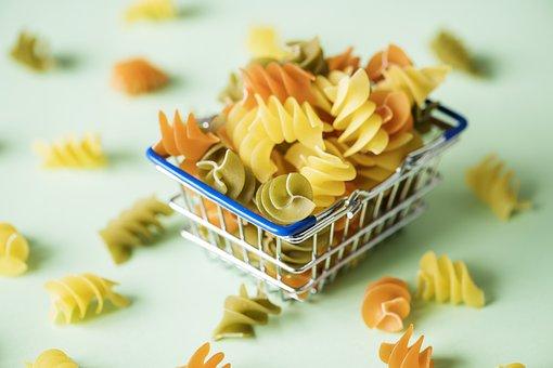Food, Desktop, Background, Basket, Carbohydrate
