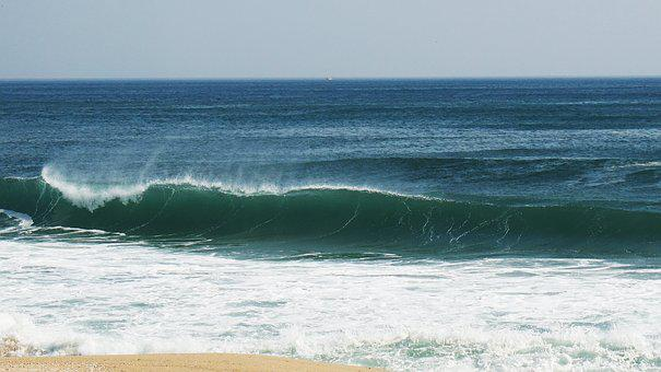 Gangneung, Sea, Waves, For The Discerning Beach, Korea