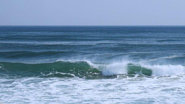 Waves, Gangneung, Sand, Gangneung Airport