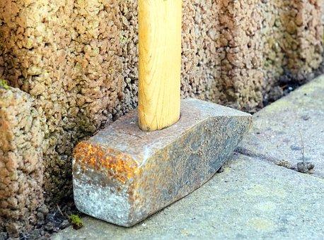 Hammer, Stone, Nature
