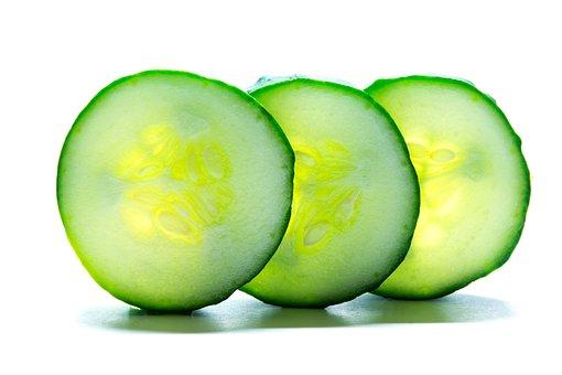 Cucumber, Agriculture, Vegetables, Vegetarian, Eat