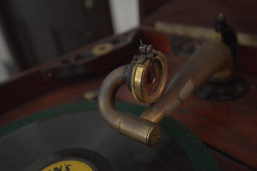 Old, Vintage, Equipment, Instrument, Antique, Brass