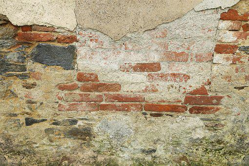 Bricks, Wall, Texture, Brick Wall Background, Old
