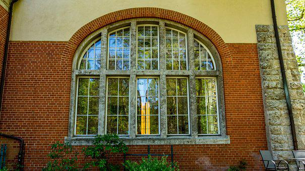 Window, Architecture, Home, Facade, Old, Outside