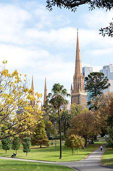 St Patrick's Cathedral, Melbourne, Cathedral, Church