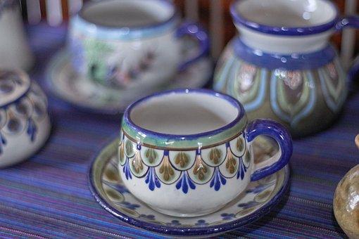 Cup, Crockery, Coffee, Cafe