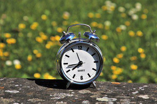 Daylight Saving Time, Watch, Measurement Of Time