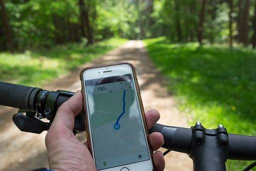 Phone, Nature, Technology, Equipment, Communication
