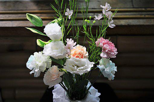 Mother's Day, Carnation, Filial