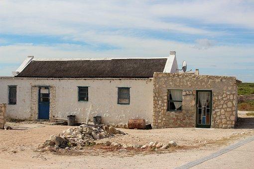South Africa, Fisherman's, Arniston, Village