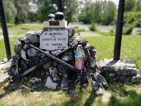 Great War, Memorial, Piave, The Sacred River, Home