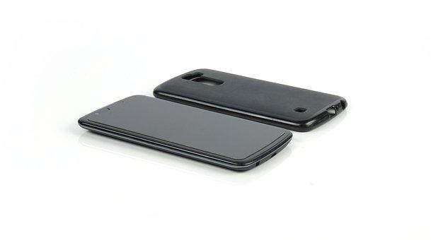 Smartphone, Phone, Cell, Housing, Display, Packshot