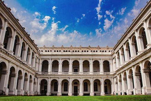 Indian Museum, Kolkata, Museum, Indian, Landmark
