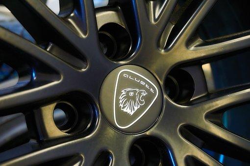 Rim, Auto, Metal, Auto Tires, Car Rim, Close Up