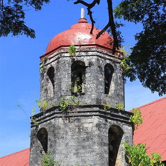 Church, Old Church, Tower, Belfry, Old, Architecture