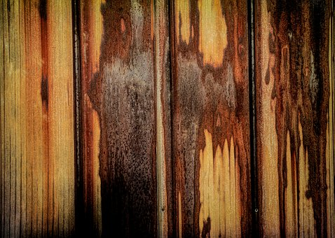 Texture, Grunge, Rust, Metal, Oxidize, Brown, Yellow