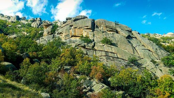 Rock, Mountain, Stone, Rocks, Pedriza
