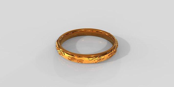 Ring Pattern, Ornament