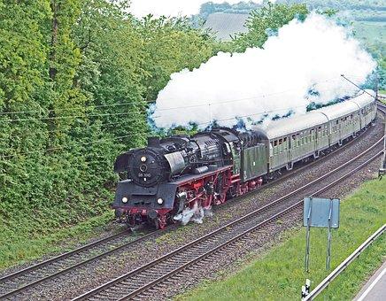 The Steam Spectacle In 2018, Saar Valley, Railway