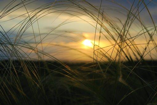 Sunset, Solar, Horizon, Cloud, Sky