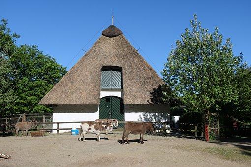 Bremen, Citizens Park, Animal Enclosures
